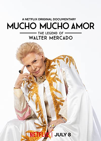 Mucho Mucho Amor The Legend of Walter Mercado 2020 1080p WEB-DL DDP5.1 x264-CMRG