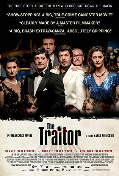 The Traitor 2019 720p BluRay DTS x264-USURY