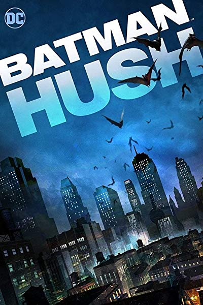 Batman Hush 2019 1080p BluRay DTS x264-ROVERS