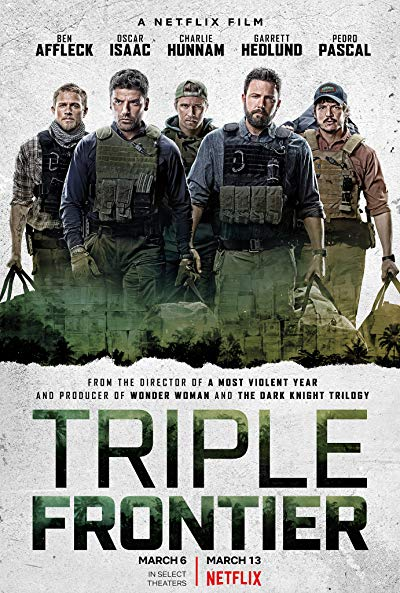 Triple Frontier 2019 1080p NF WEB-DL DD5.1 H264-CMRG