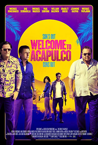 Welcome to Acapulco 2019 1080p WEB-DL DD5.1 H264-CMRG