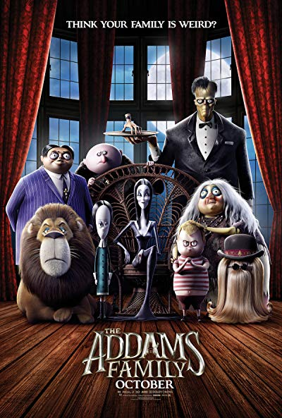 The Addams Family 2019 720p BluRay DTS x264-AAA