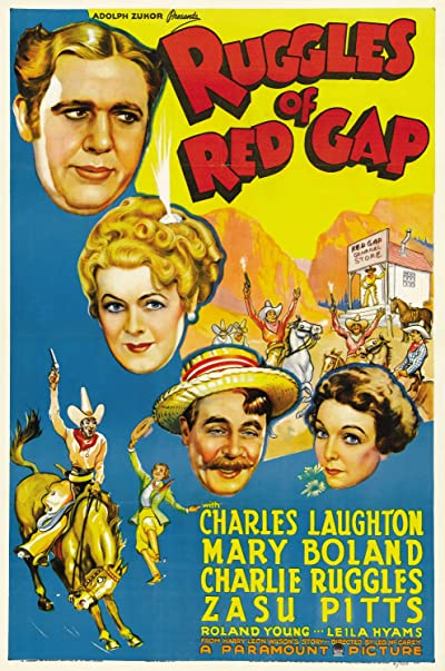 Ruggles of Red Gap 1935 Masters of Cinema BluRay REMUX 1080p AVC DTS-HD MA 2.0 - KRaLiMaRKo