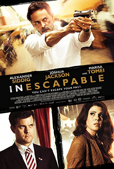 Inescapable 2012 BluRay REMUX 1080p AVC DTS-HD MA 5.1-1YR1