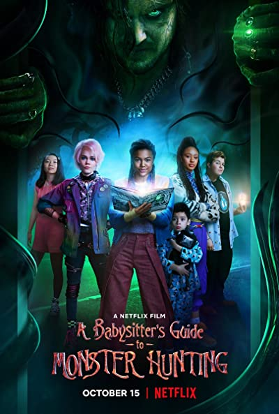 A Babysitters Guide to Monster Hunting 2020 1080p WEB-DL Multi-Audio DDP5.1 Atmos M-Sub -24xHD