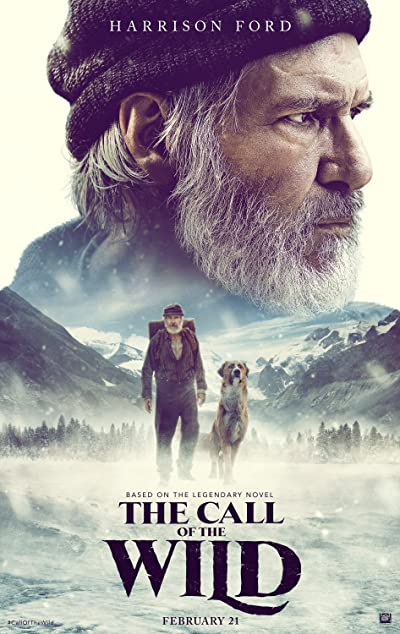 The Call of the Wild 2020 BRAZiLiAN 2160p UHD BluRay TrueHD 7.1 x265-SUPERCiNE