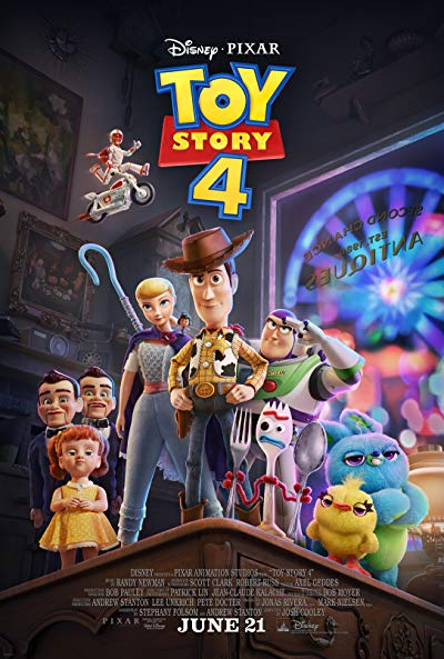 Toy Story 4 2019 1080p UHD BluRay DDP7.1 HDR x265-Geek