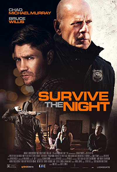 Survive the Night 2020 1080p WEB-DL DD5.1 x264 -EVO