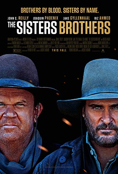 The Sisters Brothers 2018 1080p WEB-DL DD5.1 H264-CMRG