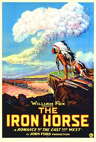 The Iron Horse 1924 720p BluRay DTS x264-CiNEFiLE