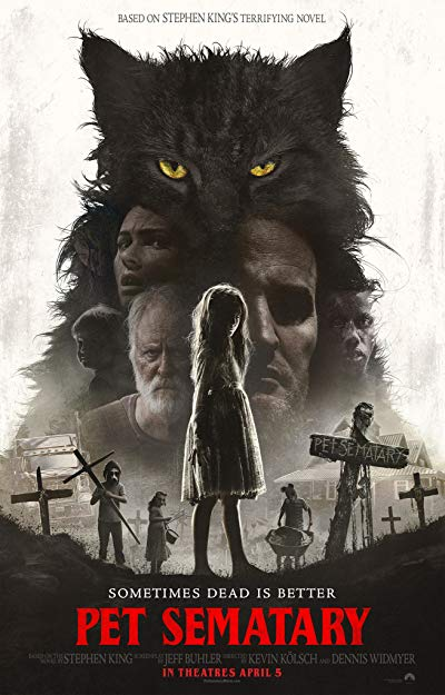 Pet Sematary 2019 1080p WEB-DL DD5.1 H264-EVO