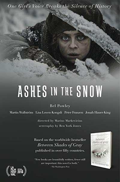 Ashes in the Snow 2018 1080p WEB-DL DD5.1 H264-CMRG