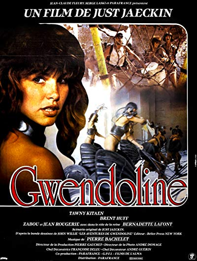 Gwendoline 1984 Alternate US Cut BluRay REMUX 1080p AVC DD2.0 - KRaLiMaRKo