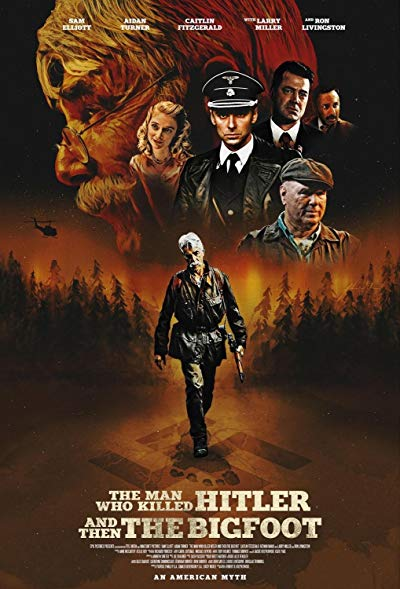 The Man Who Killed Hitler and Then The Bigfoot 2018 AMZN 1080p WEB-DL DD5.1 H264-NTG