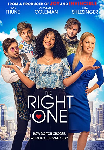 The Right One 2021 720p BluRay DD5.1 x264-iFT