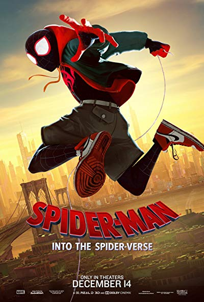 Spider-Man Into the Spider-Verse 2018 BluRay 1080p DTS-HD MA 5.1 x265 10bit-CHD