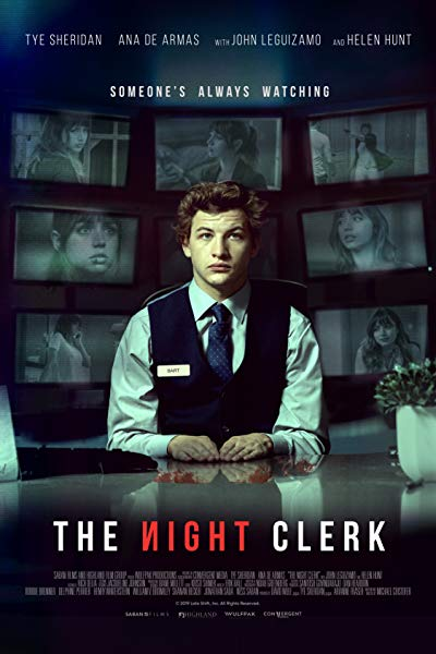 The Night Clerk 2020 BluRay REMUX 1080p AVC DTS-HD MA 5.1 - KRaLiMaRKo