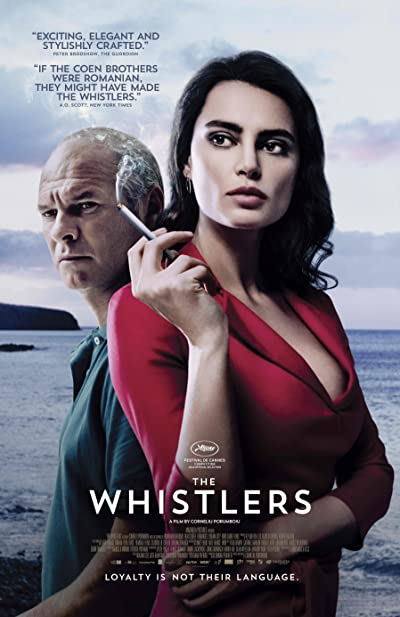 The Whistlers 2019 AMZN 1080p WEB-DL DDP5.1 H264-CMRG