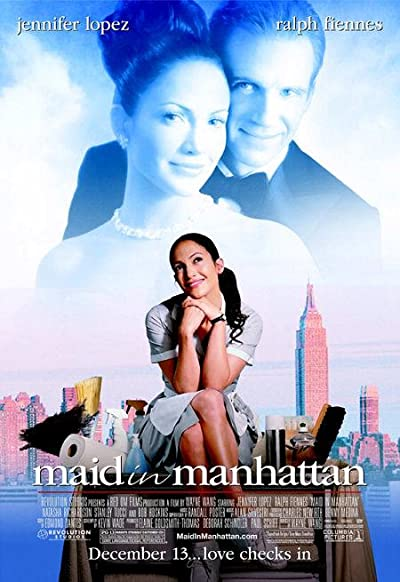 Maid In Manhattan 2002 1080p BluRay DD5.1 x264-LCHD