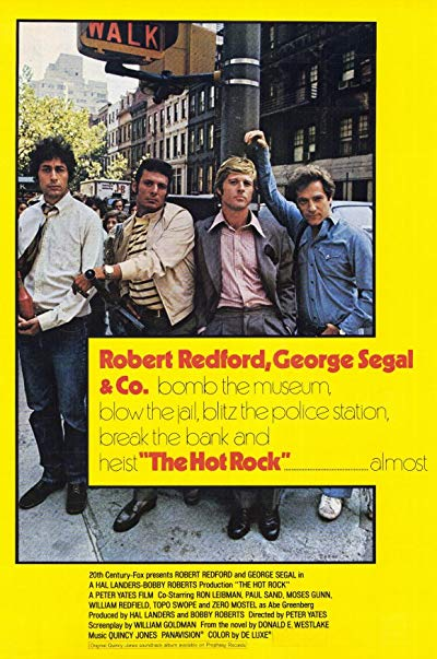 The Hot Rock 1972 1080p BluRay DTS x264-USURY