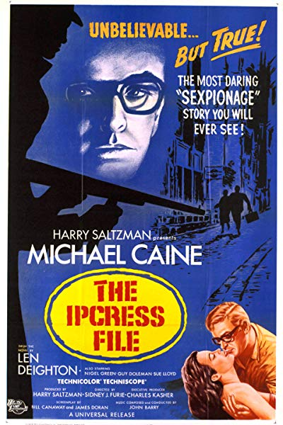 The Ipcress File 1965 1080p BluRay DD5.1 x264-EA