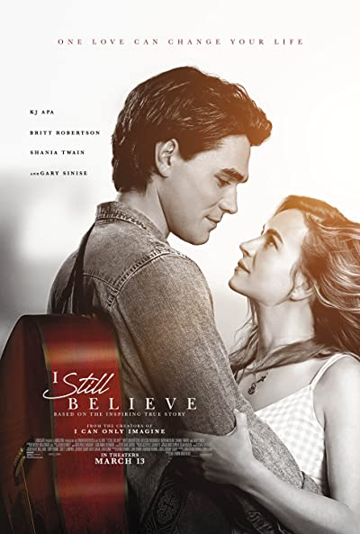 I Still Believe 2020 1080p WEB-DL DD5.1 x264-CMRG