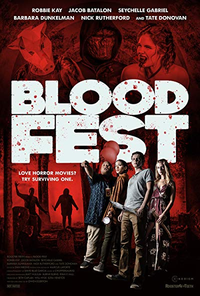 Blood Fest 2018 1080p WEB-DL DD5.1 H264-CMRG
