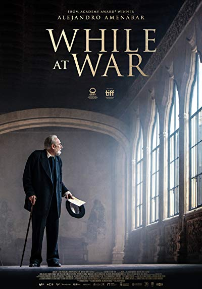 While at War 2019 INTERNAL 720p BluRay DTS x264-RENDEZVOUS