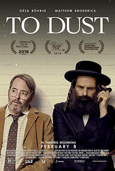 To Dust 2018 1080p WEB-DL DD5.1 H264-EVO