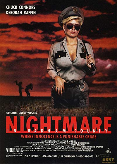 Nightmare in Badham County 1976 Television Cut BluRay REMUX 1080p AVC DTS-HD MA 2.0 - KRaLiMaRKo