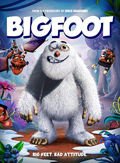Bigfoot 2018 AMZN 1080p WEB-DL DD2.0 H264-CMRG
