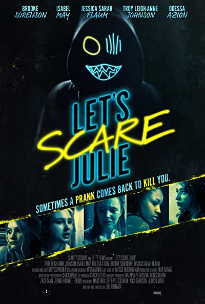 Let's Scare Julie 2020 BluRay REMUX 1080p AVC DTS-HD MA 5.1 - KRaLiMaRKo