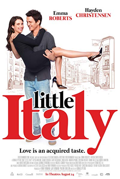 Little Italy 2018 1080p WEB-DL DD5.1 H264-EVO