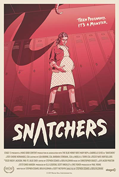 Snatchers 2019 1080p BluRay DTS x264-YOL0W