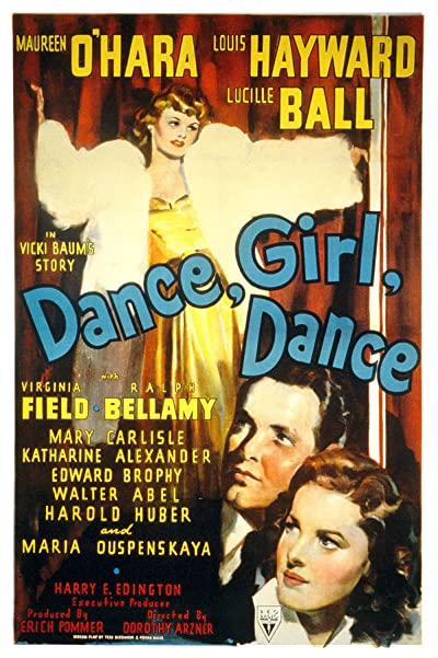 Dance Girl Dance 1940 720p BluRay FLAC x264-RedBlade