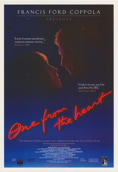 One From The Heart 1982 720p BluRay DTS x264-PSYCHD