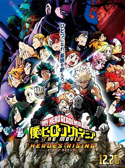 My Hero Academia Heroes Rising 2019 1080p BluRay DD5.1 x264-SOIGNEUR