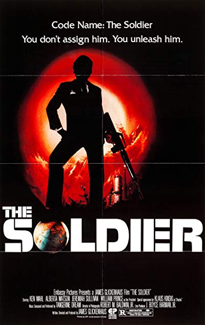 The Soldier 1982 BluRay REMUX 1080p AVC DTS-HD MA 2.0 - KRaLiMaRKo