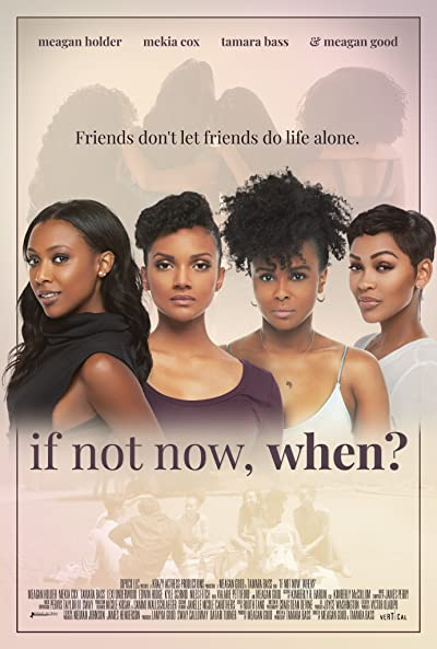If Not Now When 2019 720p WEB-DL DDP2.0 H264-WAKANDA
