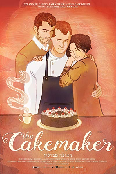 The Cakemaker 2017 720p BluRay DTS x264-USURY
