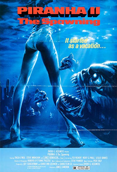 Piranha II The Spawning 1981 1080p BluRay DTS x264-PSYCHD