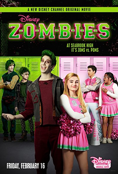 Zombies 2018 1080p WEB-DL DD5.1 H264-FGT