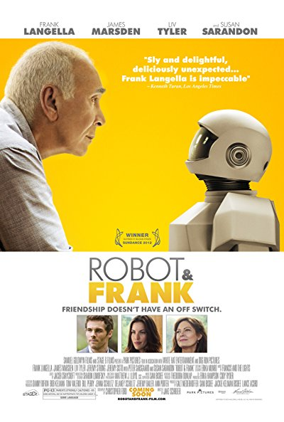 Robot and Frank 2012 BluRay REMUX 1080p AVC DTS-HD MA 5.1-EPSiLON