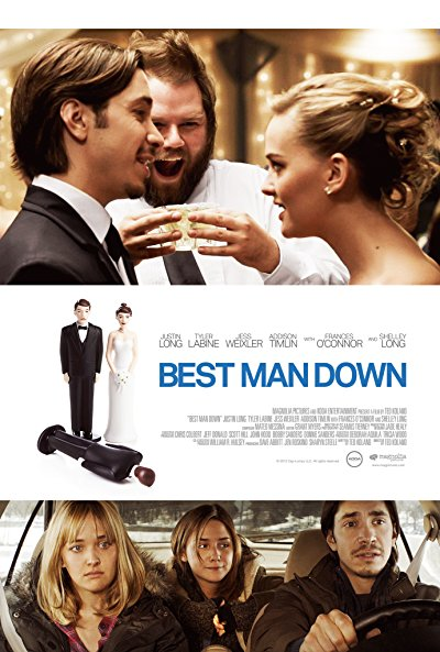 Best Man Down 2012 720p BluRay DD5.1 x264-BRMP