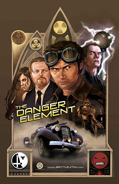 The Danger Element 2017 1080p WEB-DL DD5.1 H264-FGT