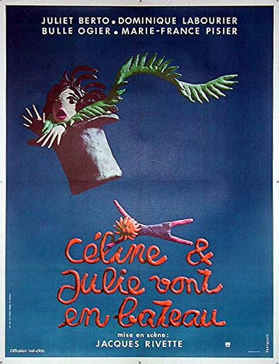 Celine and Julie Go Boating 1974 BluRay REMUX 1080p AVC FLAC2.0-EPSiLON