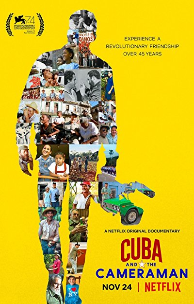 Cuba and the Cameraman 2017 1080p Netflix WEB-DL DD5.1 x264-QOQ