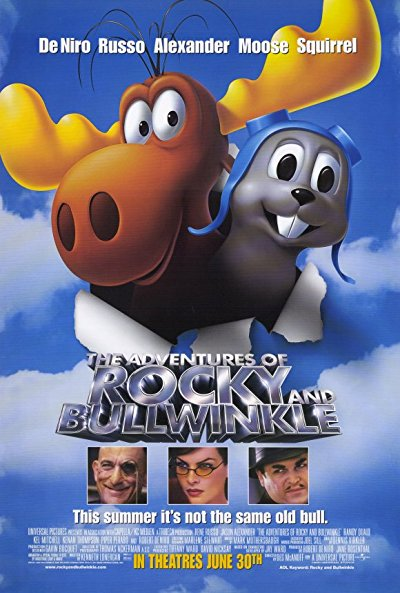 The Adventures Of Rocky And Bullwinkle 2000 720p BluRay DTS x264-SPOOKS