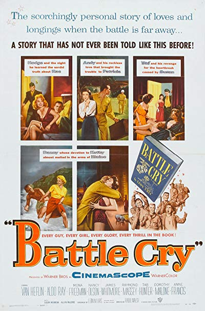 Battle Cry 1955 BluRay REMUX 1080p AVC DTS-HD MA 5.1-EPSiLON