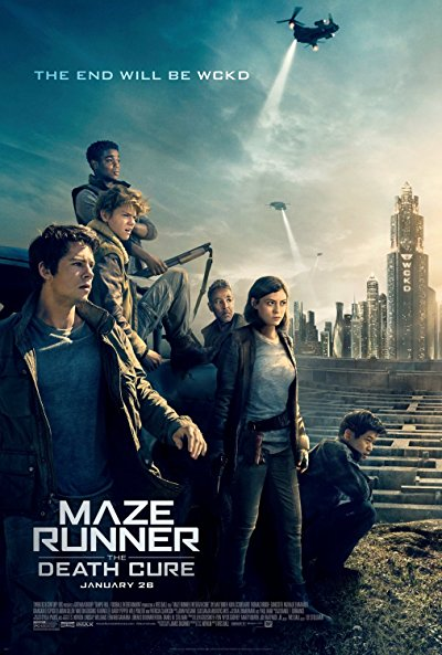 Maze Runner The Death Cure 2018 720p BluRay DTS x264-SPARKS